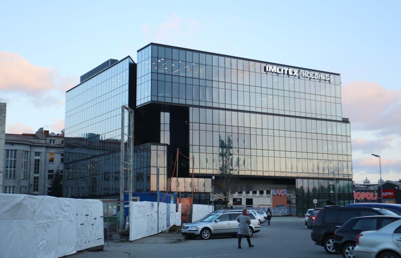 "Kaune parduotas verslo centras ""Arka"""