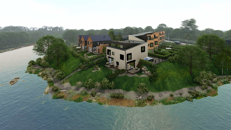 Į 12 sublokuotų namų projektą investuoja 2,5 mln. Eur