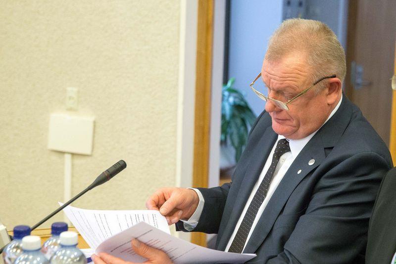 Algirdas Stončaitis, Vyriausybės kancleris. Vladimiro Ivanovo (VŽ) nuotr.