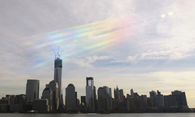"Niujorkas. Eduardo Munozo (""Reuters"" / Scanpix"") nuotr."