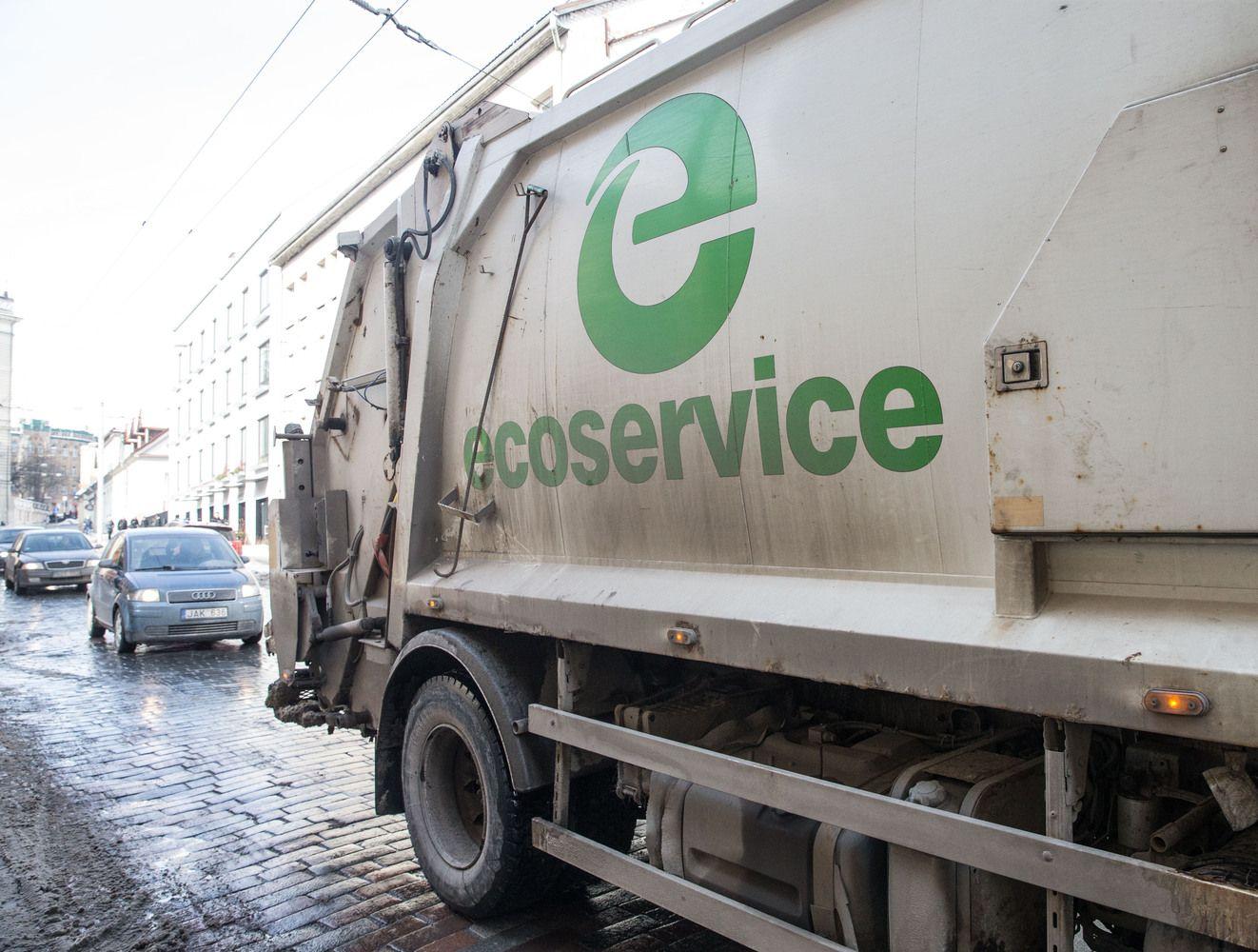 """""""Ecoservice"""" įgijo """"Marijampolės švaros"""" kontrolę"""