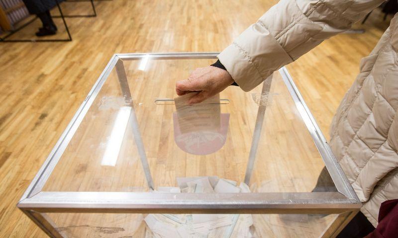 Kitąmet pavasarį Lietuvoje vyks treji rinkimai – savivaldos, prezidento ir Europos Parlamento narių. Juditos grigelytės (VŽ) nuotr.