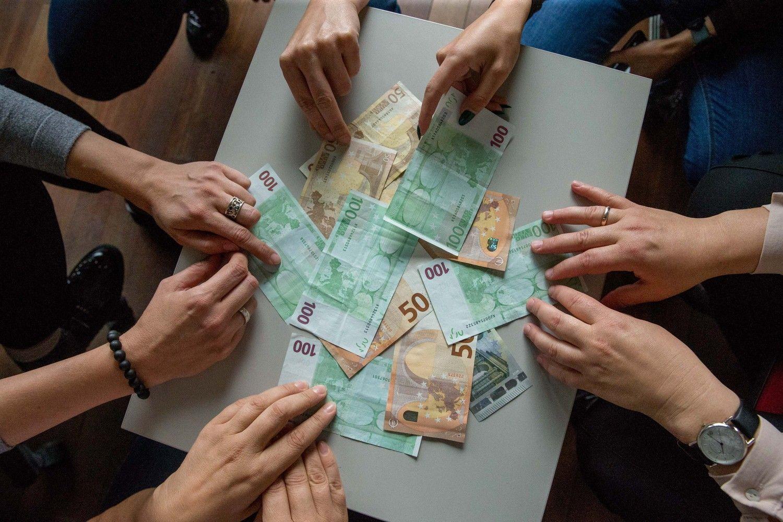 1 mlrd. Eur mokesčių reformai – puiku. O kada pinigai sugrįš?