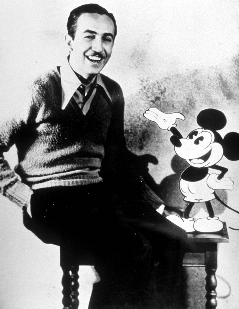 """Waltas Disney yra sakęs, kad geras lyderis kuria naujus lyderius. """"Topham Picturepoint"""" nuotr."""