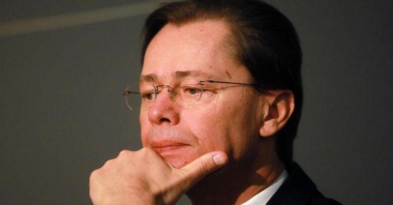 """2014m. Eseno baudžiamųjų bylų teismas pripažino ThomąMiddelhoffą kaltu dėl neteisėto vokiečių mažmeninės prekybos bendrovės """"Arcandor"""" lėšų panaudojimo. """"Caro / Neumann"""" nuotr."""