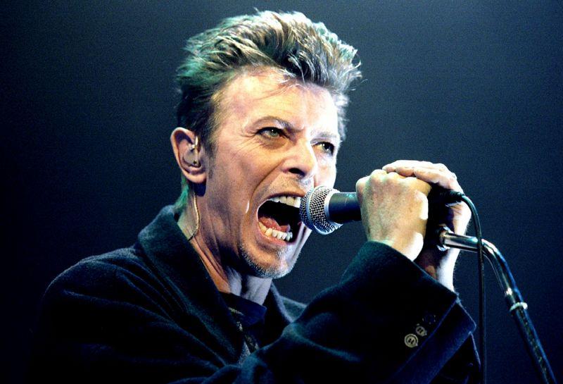 """Davidas Bowie. """"Reuters"""" / """"Scanpix"""" nuotr."""