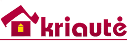 """UAB """"Kriautė"""" logotipas."""