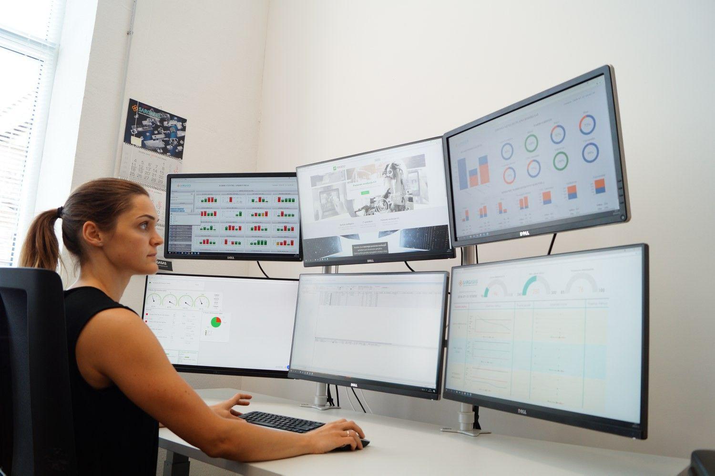 Verslo analitika: efektyvūs sprendimai realiuoju laiku
