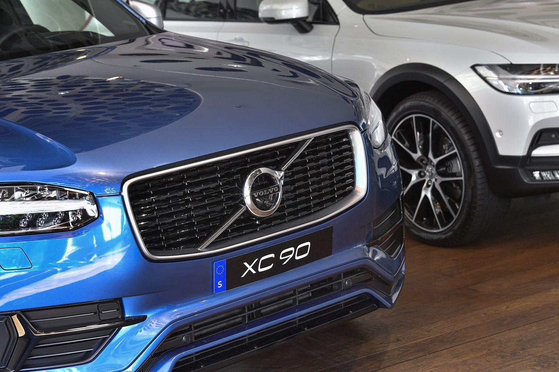 """Kinai apsišniukštinėjo, kiek verta """"Volvo"""""""