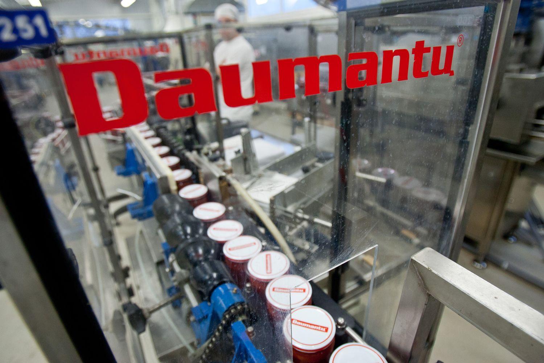 """""""Daumantų"""" pajamas augina aktyvi rinkodara ir naujos pardavimo vietos"""