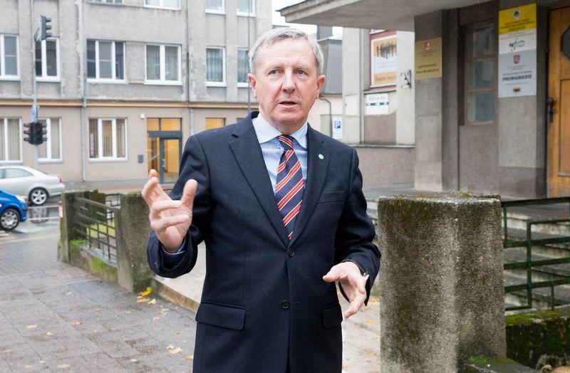 """Alvydas Stulpinas, UAB """"Putokšnis"""" valdybos pirmininkas. Juditos Grigelytės (VŽ) nuotr."""