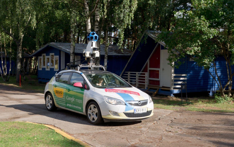 """""""Google"""" atnaujins informaciją apie Lietuvos kelius"""