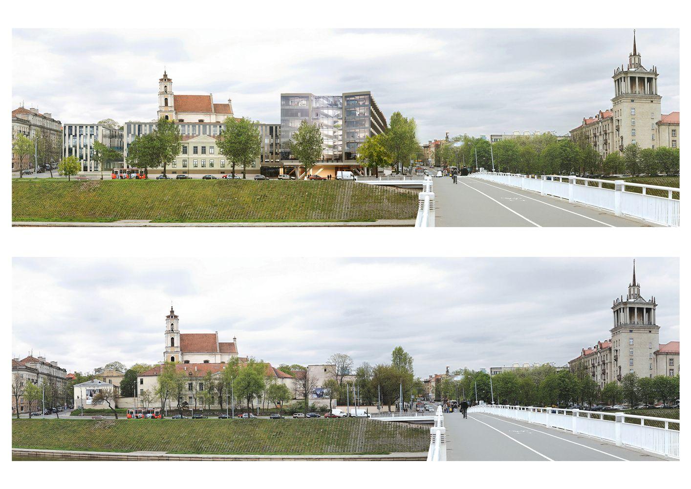 Šv. Jokūbo ligoninės projektas perlipo 2 mln. Eur nuostolio kartelę