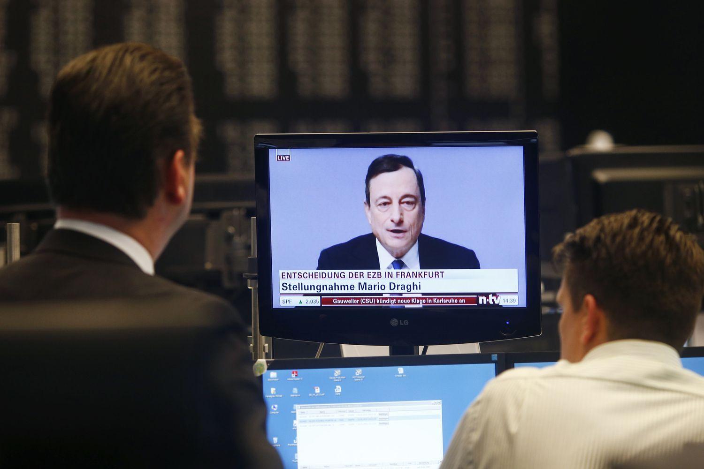 """Biržose – prekybos susitarimo, ECB sprendimo, """"Facebook"""" rezultatų temos"""
