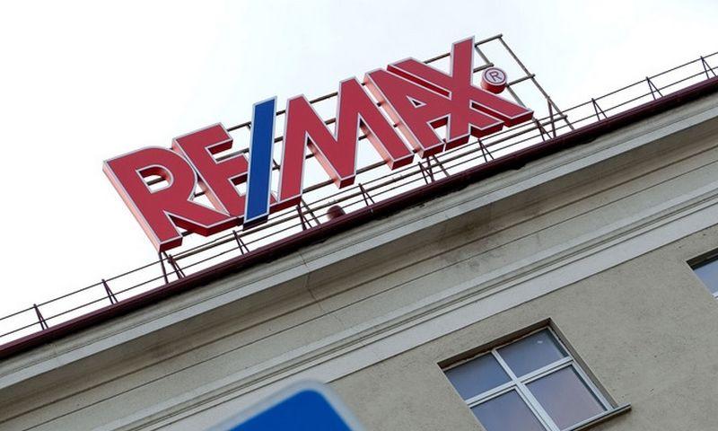 """""""Remax"""" reklma. Vladimiro Ivanovo (VŽ) nuotr."""