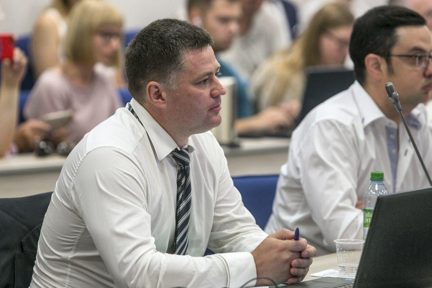 Pradėta apkalta partizanų vado atminimą niekinusiam Klaipėdos tarybos nariui
