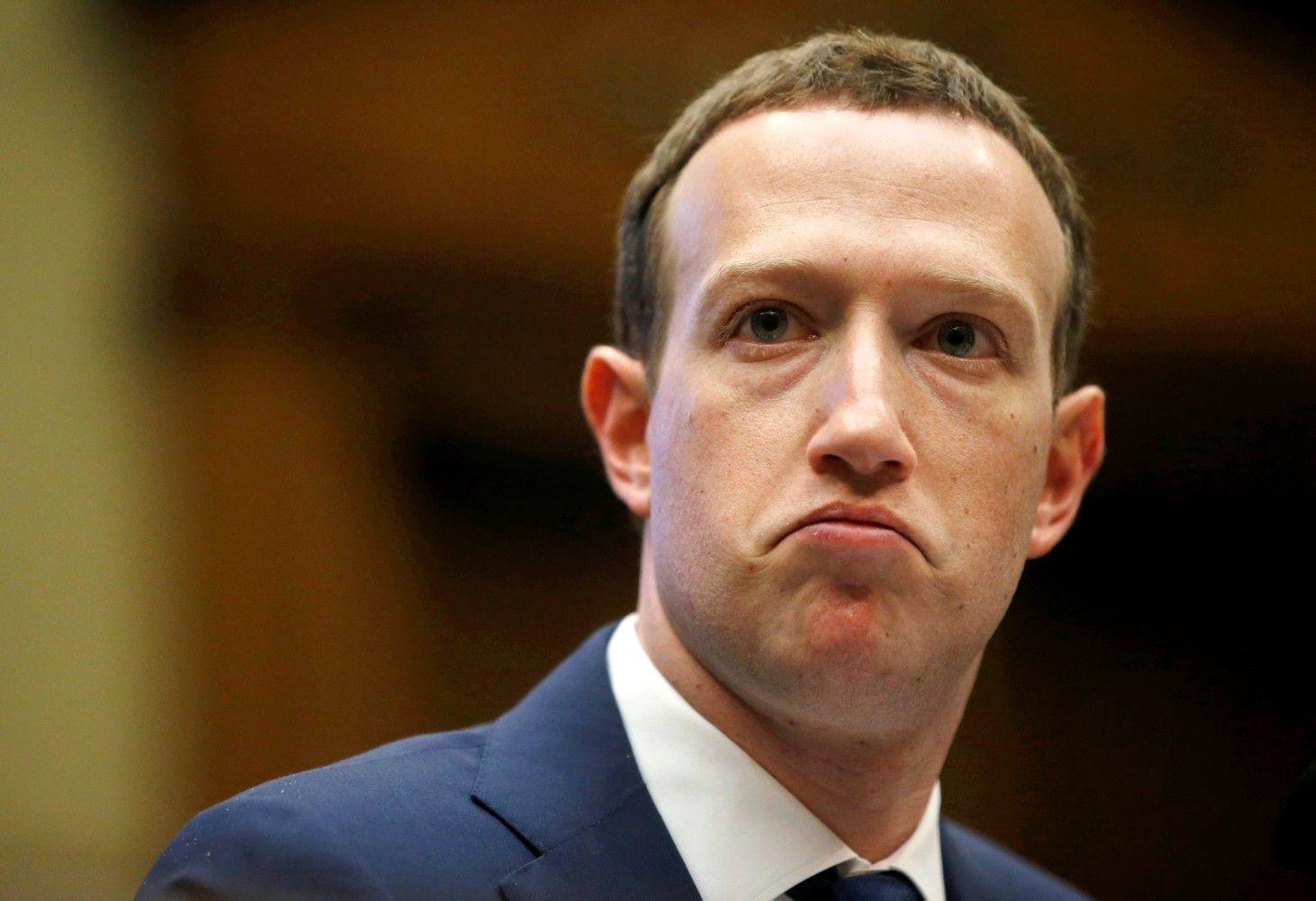 Zuckerbergas per dvi valandas neteko 16,8 mlrd. USD