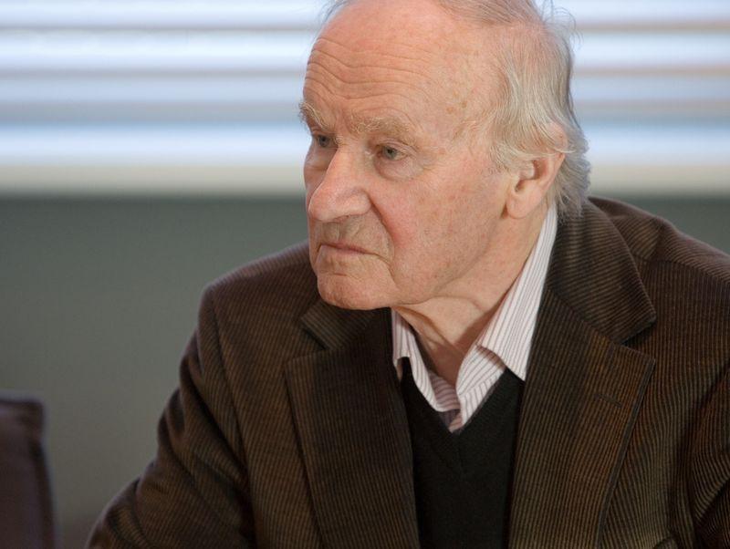 Algimantas Nasvytis. Vladimiro Ivanovo (VŽ) nuotr.