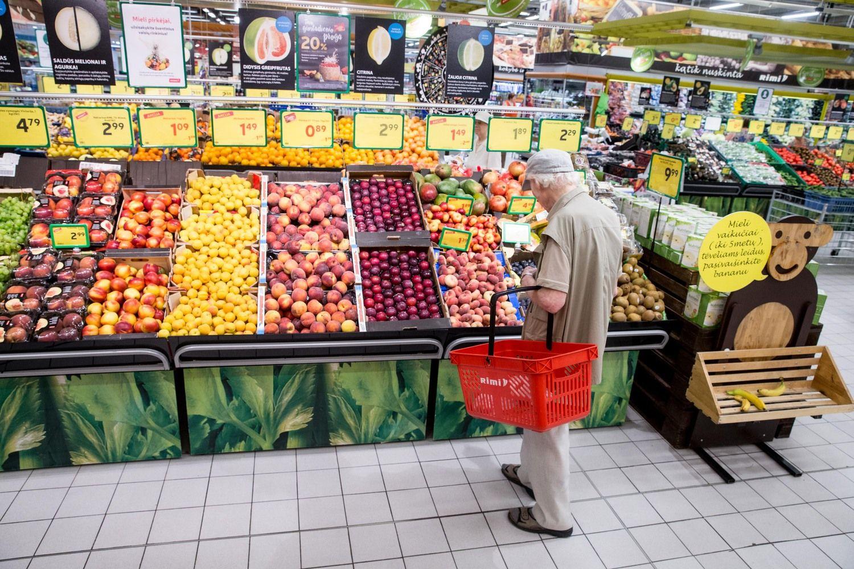 Statistika: elektroninė prekyba auga šuoliais, maisto parduotuvės – stabiliai