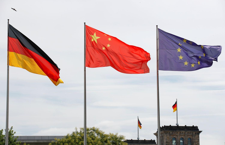 Šaltiniai: Vokietija pirmą kartą ruošiasi blokuoti kinų įsigijimą