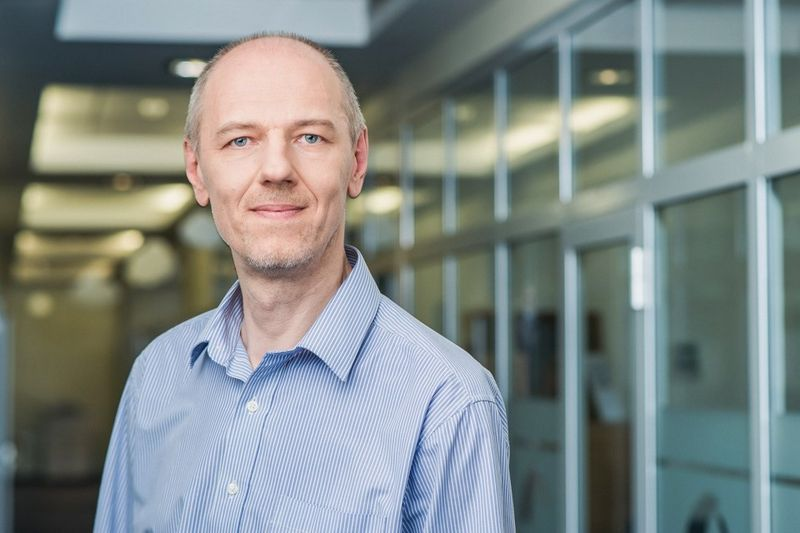 """Gintaras VaidakavičiusUAB """"Blue Bridge"""" IT architektas."""