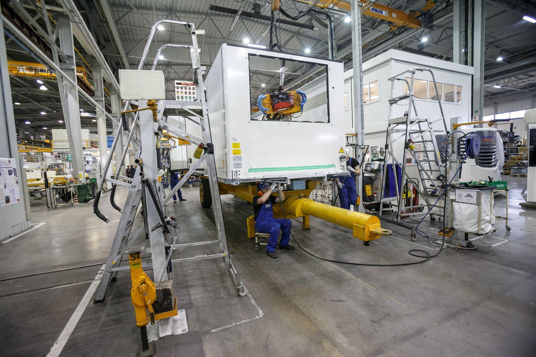 "Panevėžio ""Schmitz Cargobull Baltic"" pradeda 27 mln. Eur investicinį projektą"