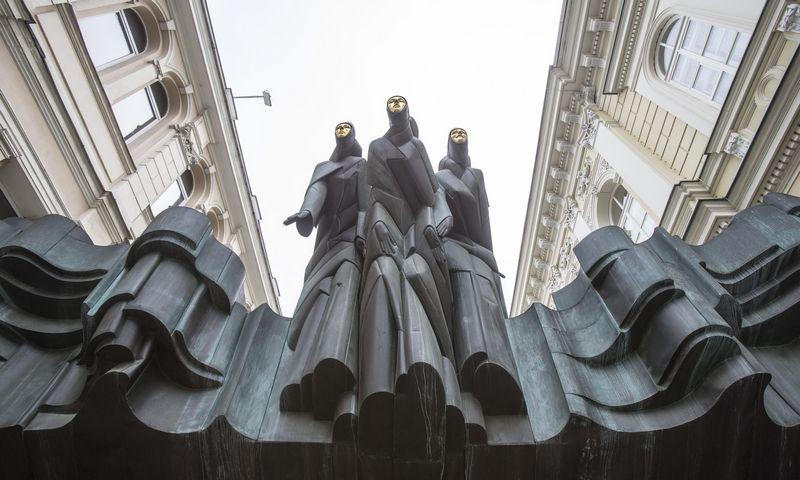 Nacionalinis dramos teatras Vilniuje. Vladimiro Ivanovo (VŽ) nuotr.