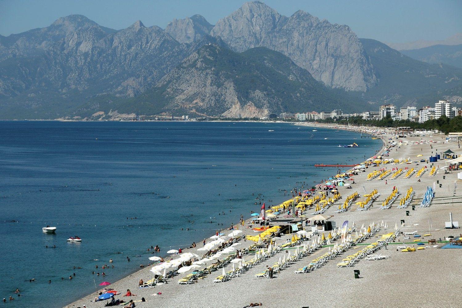 Antalijoje – sėkmingiausias turizmo sezonas per visą istoriją