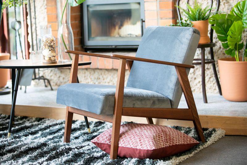 Riboto leidimo IKEA kolekcijoje – praėjusio šimtmečio baldai. Gamintojo nuotr.