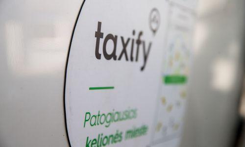 """""""Taxify"""" iš Estijos keliasi į Latviją"""