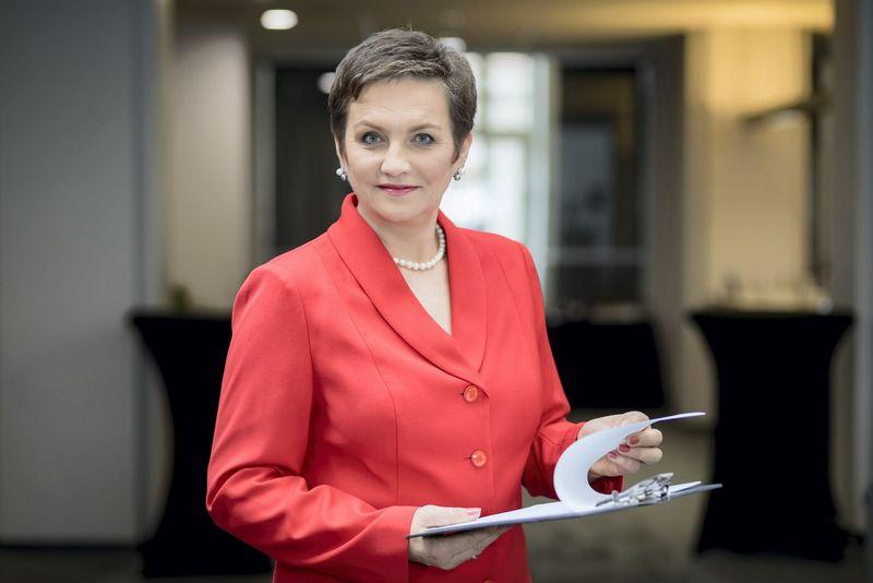 Dangutė Mikutienė, naujoji Lietuvos vaistinių asociacijos pirmininkė