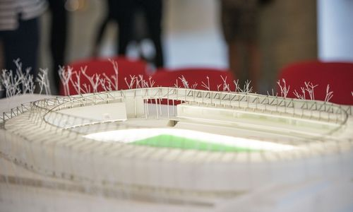 Teismas atmetė ieškinius dėl Kauno stadiono rekonstrukcijos