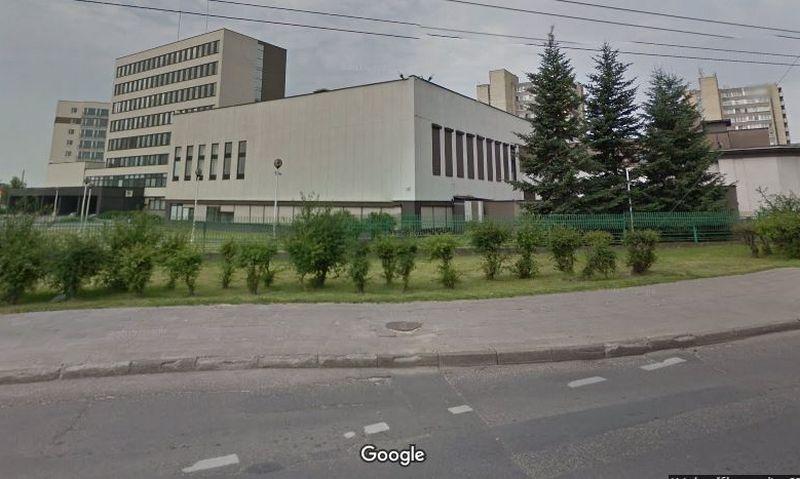 """LB pastatų kompleksas Vilniaus Žirmūnų mikrorajone. """"Google Maps"""" nuotr."""