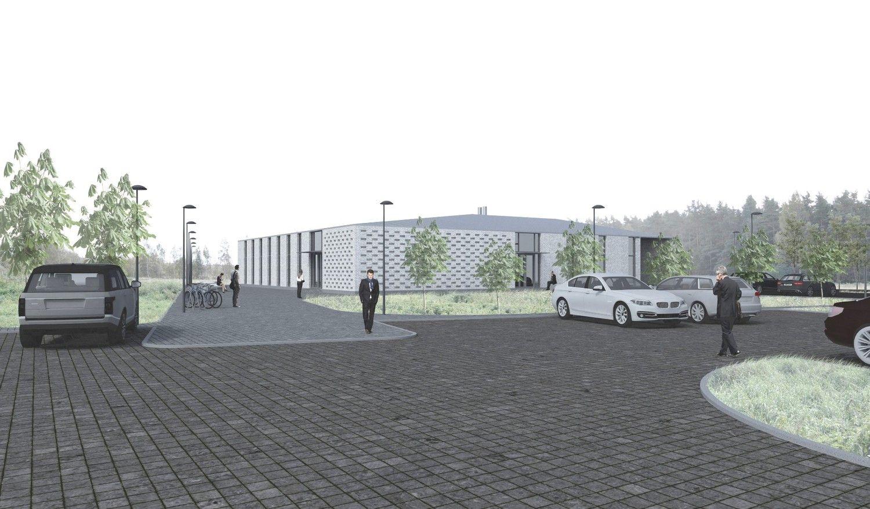 Į krematoriumą Klaipėdos rajone investuoja 1,5 mln. Eur