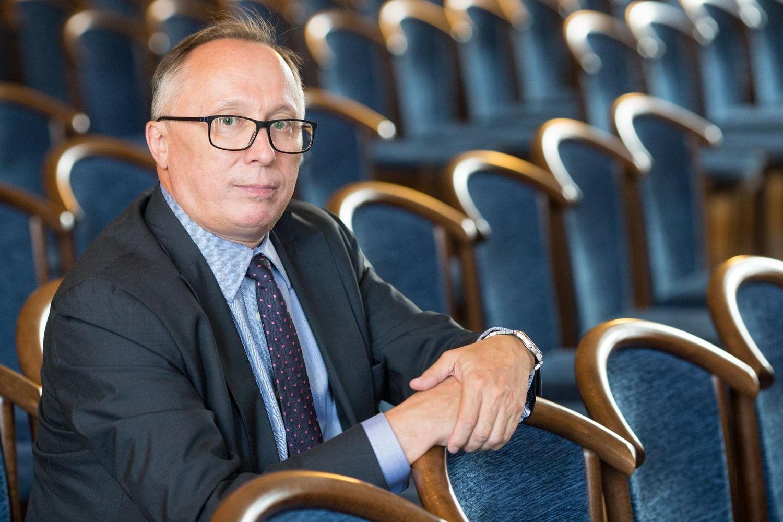 VTEK: visuomeninis Matijošaičio patarėjas Krupavičius pažeidė įstatymą