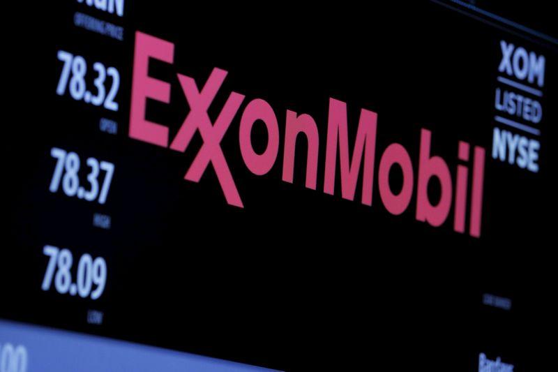 """""""Exxon Mobil"""" Lucaso Jacksono (""""Reuters"""" / """"Scanpix"""") nuotr."""