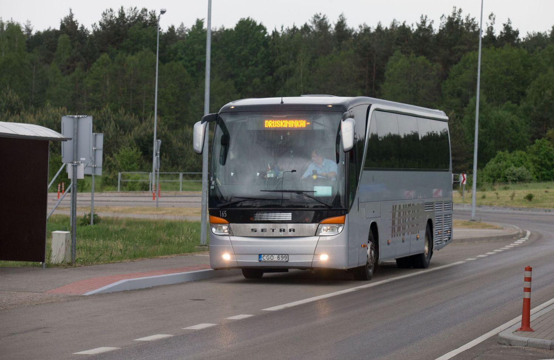 Bus vertinamas keleivių vežimo rinkos atvirumas
