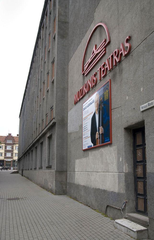 """""""LitCon"""" nepavyko užginčyti Klaipėdos muzikinio teatro rekonstrukcijos konkurso"""