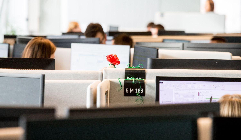 Vilniaus biurų rinkai prognozuoja augimą