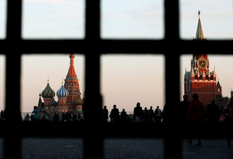 "Maskva. Maximo Zmeyevo (""Reuters"" /  ""Scanpix"") nuotr."