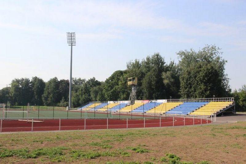 Kėdainių raj. savivaldybė tikisi 2020 m. gauti iš Vyriausybės 1,2 mln. Eur stadiono tvarkymui. Kėdainių raj. savivaldybės nuotr.