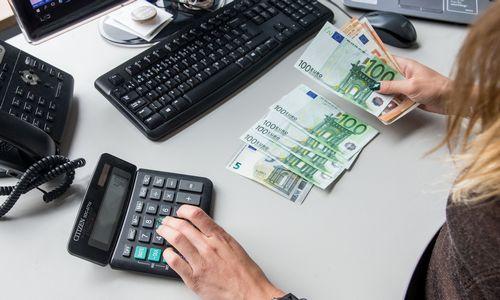Parengta darbo užmokesčio skaičiuoklė 2019–2021 metams