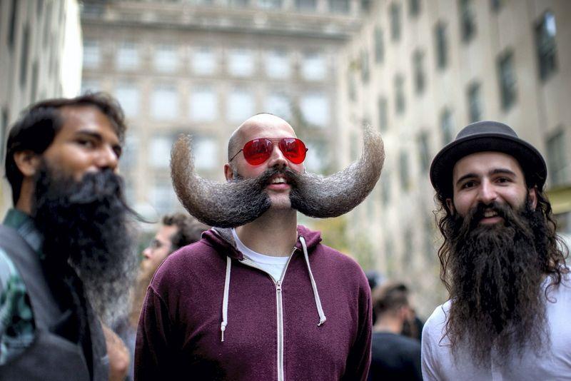"""Asociatyvi nuotrauka iš renginio Niujorke. Brendano McDermido (""""Reuters"""") nuotr."""