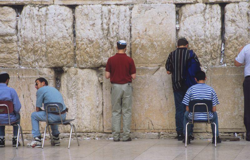 """Neretas atvejis, kai Šventojoje žemėje piligrimus ištinka Jeruzalės sindromas. """"Scanpix"""" nuotr."""