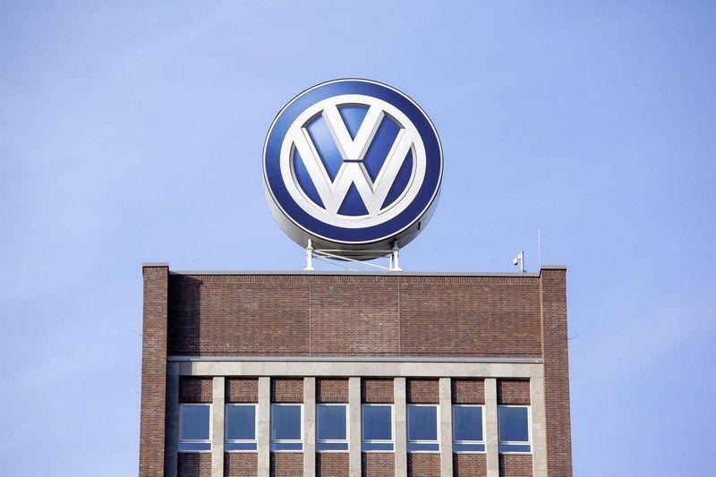 """Vokietijos pramonės milžinas """"Volkswagen"""" susiduria su vis naujais sunkumais. Įmonės nuotr."""