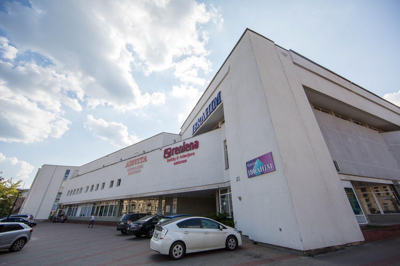 """""""Realco"""" Vilniaus centre perka buvusį """"Ibrahim"""", plėtos verslo centrą"""