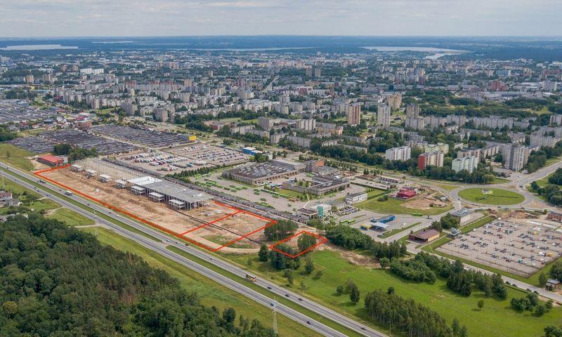 "Verslo kompleksas A1 Kauno Islandijos plente. UAB ""EPRO group"" nuotr."