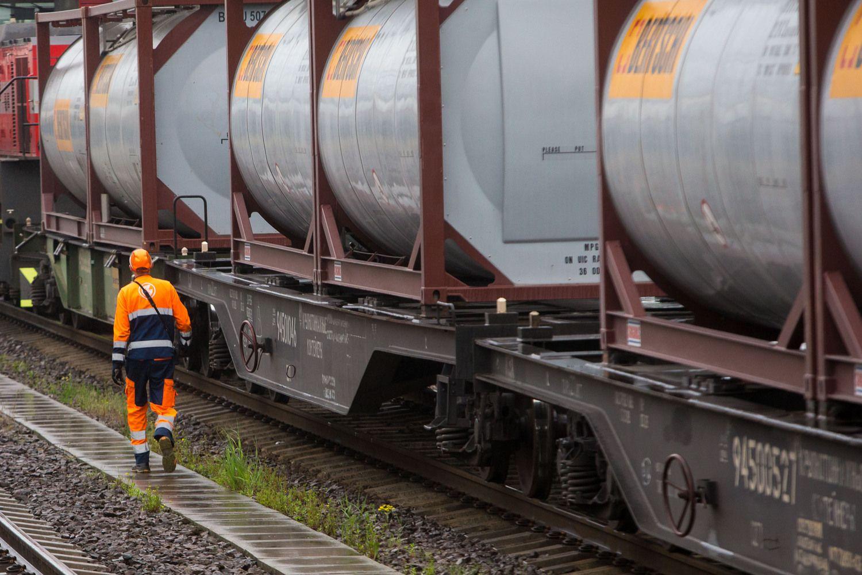 """""""Lietuvos geležinkeliai"""" apdraus visus savo darbuotojus"""