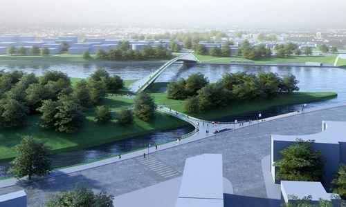 Kauno pėsčiųjų tiltų vizijos konkursą laimėjo KILD