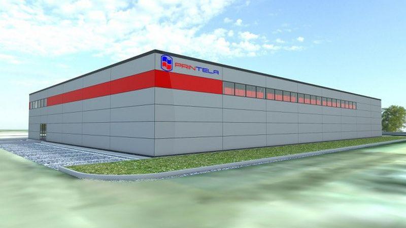"""Kauno UAB """"Printela"""" investavo į naują spausdinimo ant pakuočių gamybos padalinį. Įmonės nuotr."""
